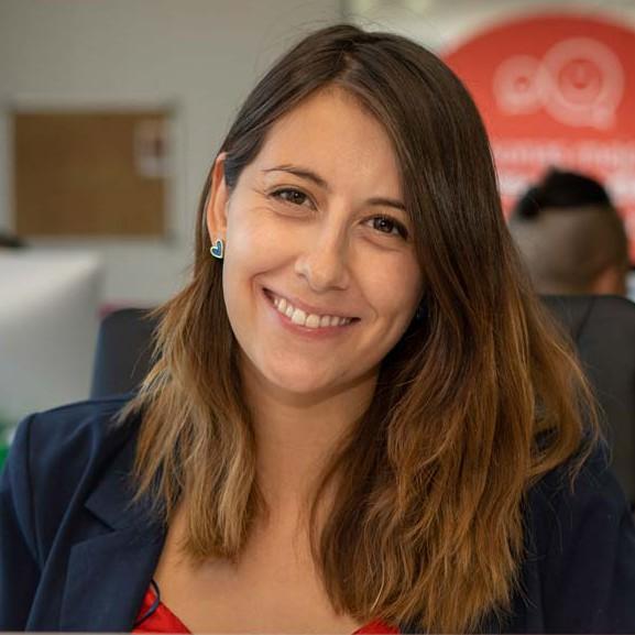 Carolina Roco, gerenta de proyectos de Internal, consultora de Comunicación Interna