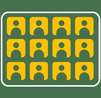 Icono de alumnos de la Academia de Internal - Consultora de Comunicación Interna